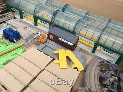 Trackmaster Thomas The Tank Engine Track HUGE Bundle Track Only Beige by TOMY