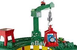 Train Track Set Thomas The Train Friends Super Station Playset Toy Railway Percy