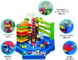 USED Thomas the Tank Engine Let\'s Go Super Adventure DX kids toy 4905426147239