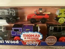 Ultra Rare Nib Thomas The Train Fisher Price Thomas Figure Tube 2013 Retired