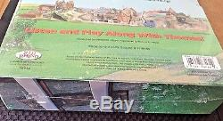 VERY RARE Thomas The Tank Engine Pop Up Book Turns Into A Train Track BRAND NEW