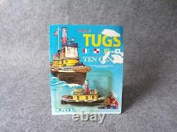 Vintage 1989 Ertl Tugs Ten Cents Diecast Model Thomas the Tank Engine Retro TV