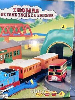 Vintage Thomas The Tank Engine & Friends Big Set 7402 Tomy New 1997 Train Set