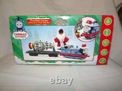 Vintage Thomas the Tank and the Christmas tree Gift set BN c2003 Extremely Rare
