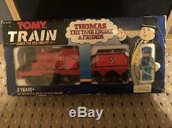 Vintage Tomy Train Thomas The Tank Engine Train Set Bundle 1990s Boxed Retro
