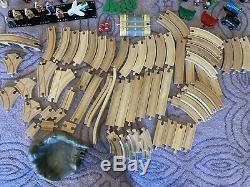 Wooden Train Toys- Thomas The Train Plus -huge Lot