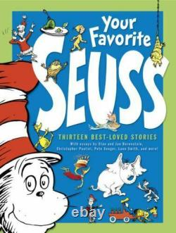 Your Favorite Dr. Seuss Collection IN HAND SHIPS ASAP -DISCONTINUED/BANNED Books